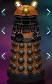 Dalek Hack Orange