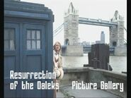 Resurrection of the Daleks Picture Gallery
