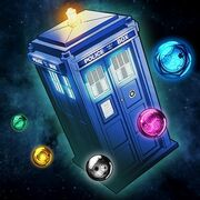 Doctor Who Legacy Icon 3.0