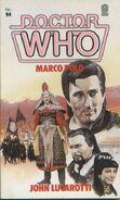 Marco Polo novel