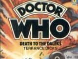 Death to the Daleks (novelisation)