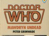 Mawdryn Undead (novelisation)