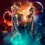 Rage of the Time Lords (audio anthology) textless