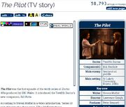 TARDIS wiki you may glitch