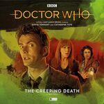The Creeping Death vinyl cover