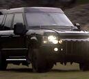 Torchwood SUV