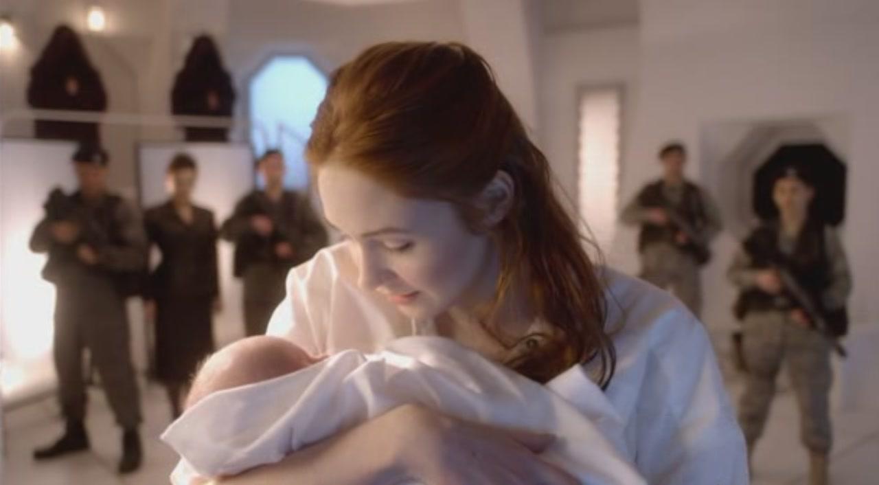 AMY POND and baby ile ilgili görsel sonucu
