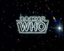 Doctor Who logo 5