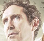 8th Doctor short hair