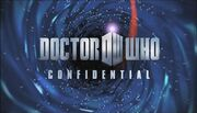 Doctor Who Confidential 2010 logo