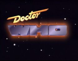 Doctor Who logo 7