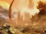 Dalek flying saucer