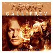 Annihilation Gallifrey cover