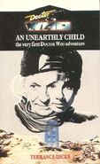 Doctor Who An Unearthly Child novel 1990