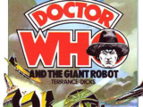 Doctor Who and the Giant Robot (novelisation)