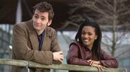 Martha & Doctor