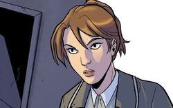 Elizabeth Garrett Anderson comic