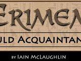 Auld Acquaintance (short story)