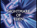 Nightmare of Eden - Title Card