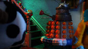 Shaun the Sheep Dalek