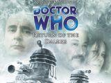 Return of the Daleks (audio story)