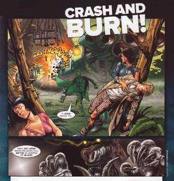 The Bride of Peladon comic preview