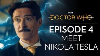An Introduction to Tesla Nikola Tesla's Night of Terror Doctor Who Series 12
