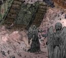 The Weeping Angels of Mons (comic story)