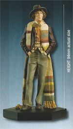 DWFC 17 Fourth Doctor figure