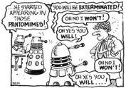 Doctor Who DWM 102
