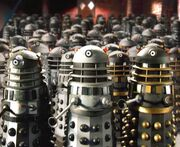 Room of Daleks