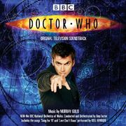 Doctor Who OST Alternate Cover