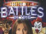 Doctor Who: Battles in Time (Adventurer The Sarah Jane Adventures)