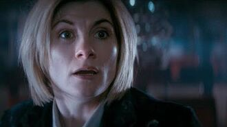 The Thirteenth Doctor Arrives The Woman Who Fell To Earth Doctor Who