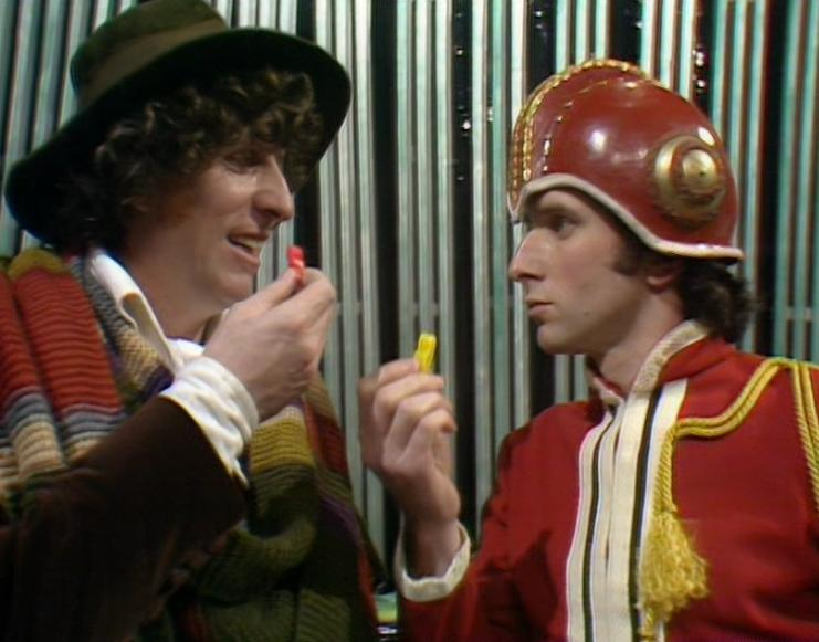 Image result for 4th Doctor jelly baby