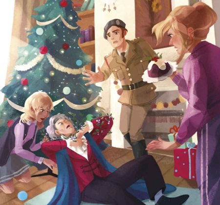 The Christmas Inversion (short story) | Tardis | FANDOM powered by Wikia