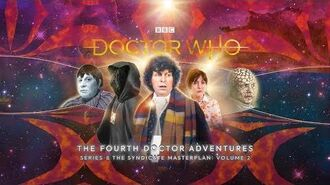 Doctor Who - The Fourth Doctor Adventures Series 8 - The Syndicate Masterplan Volume 2