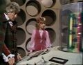 Doctor and Jo in the TARDIS Peladon.jpg