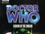 Scream of the Shalka (novelisation)