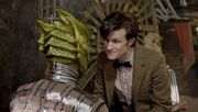 Eleven Fascinated by a Silurian