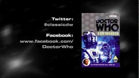 Available Now! Doctor Who Earthshock