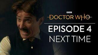 Episode 4 Next Time Trailer Nikola Tesla's Night of Terror Doctor Who Series 12