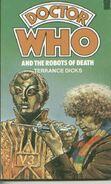 Robots of Death novel