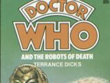 Doctor Who and the Robots of Death (novelisation)