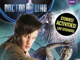 The Weeping Angels (activity book)