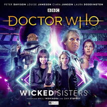 Wicked Sisters (audio anthology)