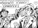 Follow That TARDIS! (comic story)