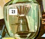 Super Dalek in Inside a Skaro Saucer