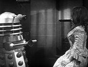 Dalek and Victoria