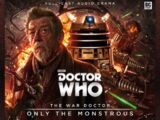 Only the Monstrous (audio anthology)